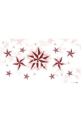 Candlecover Tattoo-Stars CC-026