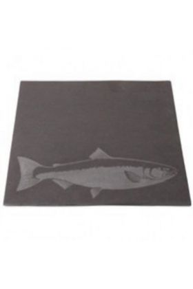 Leisteen placemats zalm / Outhings